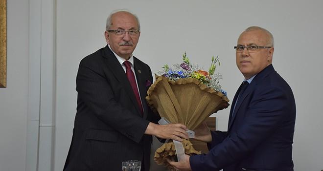 Dr. İbrahim İçöz Asaleten TESKİ Genel Müdürü Oldu
