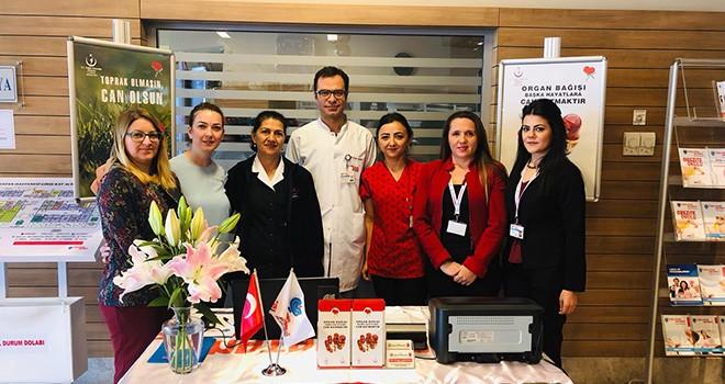 Vatan Hastanesi'nden Organ Bağışı Farkındalığı