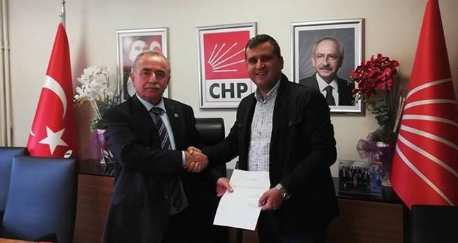 CHP'nin Sevilen İlçe Başkanı da İstifa Etti