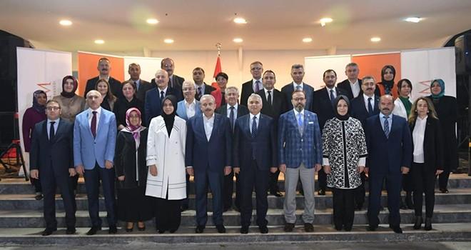 TBMM Başkanı Mustafa Şentop KADEM'in İftarına Katıldı