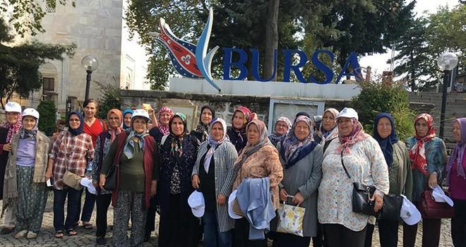 Ergene'de kültür gezileri başladı