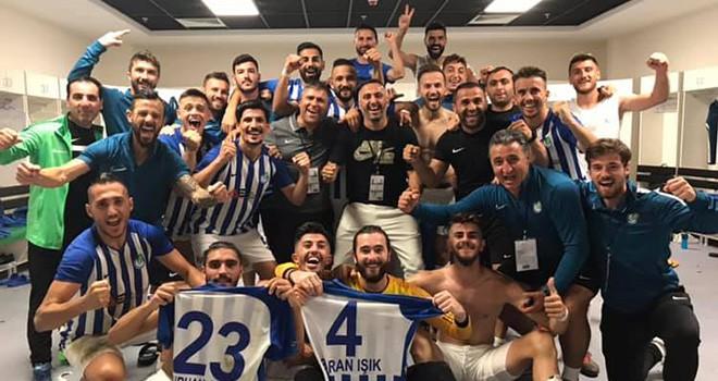 Ergene Velimeşespor 2.Lige 3 Puanla Başladı