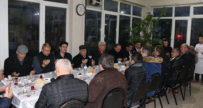 Başkan Yüksel Misinli Mahallesinde Vatandaşlarla Buluştu