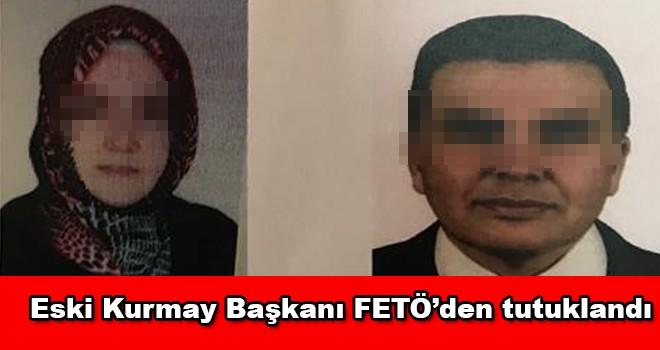 5. Kolordunun eski kurmay başkanı FETÖ'den tutuklandı