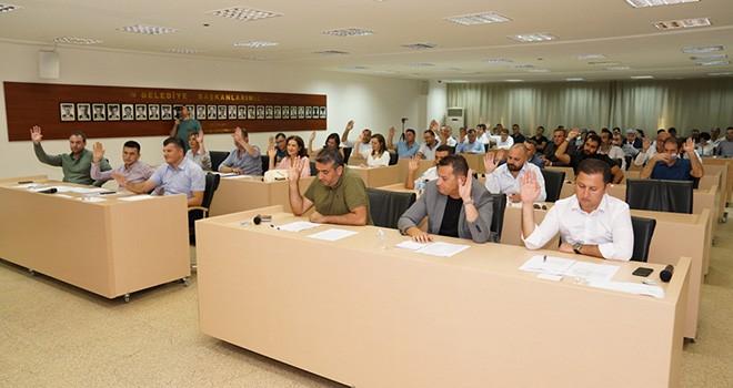 Ağustos Ayı Olağan Meclis Toplantısı Yapıldı