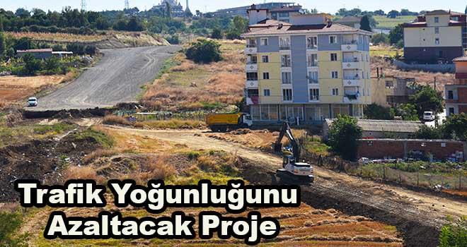 Trafik Yoğunluğunu Azaltacak Proje