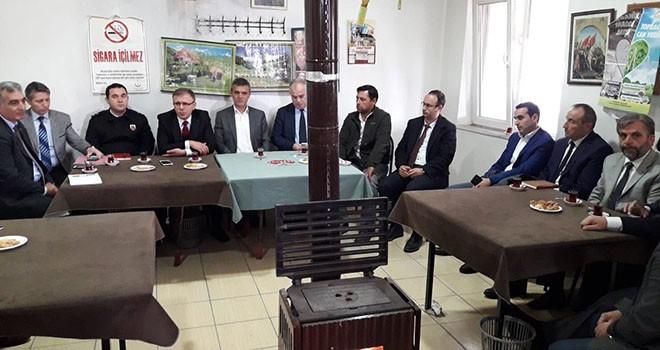 Çorlu Halk ve Güvenlik Toplantısı Yapıldı