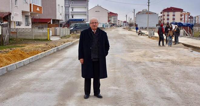 Büyükşehir Belediyesi'nden Kapaklı'ya Çevre Dostu Yol