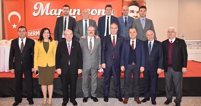 CHP Tekirdağ'da Basınla Buluştu