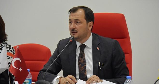 Başkan Cüneyt Yüksel: TESKİ Kaçak Kazı Yapıyor!