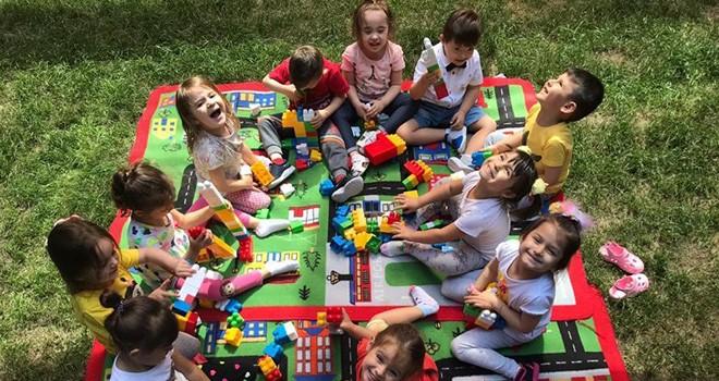 Beren Bebek Çocuk Akademisinde Eğitim Devam Ediyor