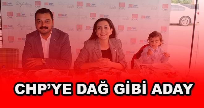 """CHP Çorlu İlçe Başkanı Adayı Doğukan Dağ, """"Gençlik olarak yola çıktık"""""""