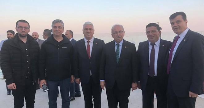 Başkan Yüksel Avukatlar Gecesine Katıldı
