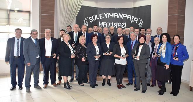 Süleymanpaşa'da kurucu meclis son kez toplandı
