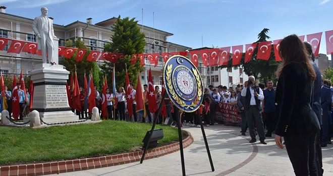 Süleymanpaşa'da 19 Mayıs Coşkusu