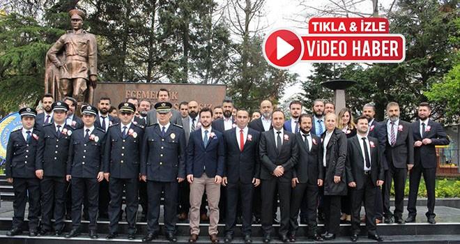 Çorlu'da Polis Teşkilatı'nın kuruluşunun 174. yılı kutlandı