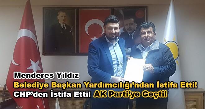 CHP'den İstifa Edip AK Parti'ye Geçti