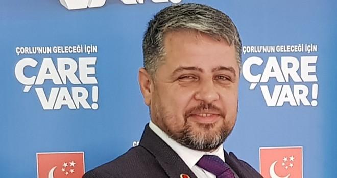 Murat Vakitçi Saadet Partisi'nden aday adayı oldu
