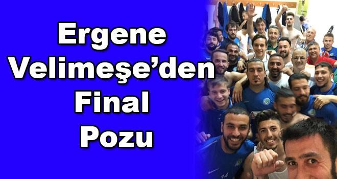 Ergene Velimeşespor finalde