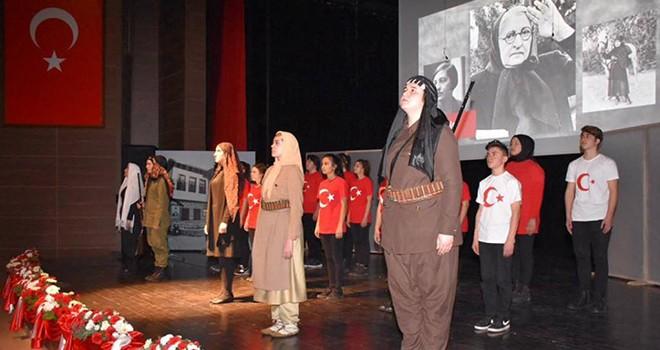 İstiklal Marşı'nın Kabulü ve Mehmet Akif Ersoy Anıldı