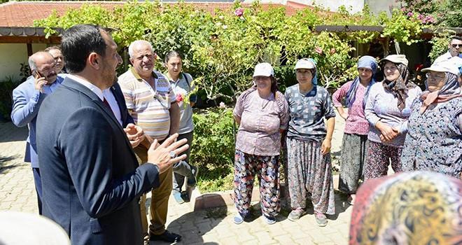 Süleymanpaşa Belediyesi'nden Keşan Çıkarması