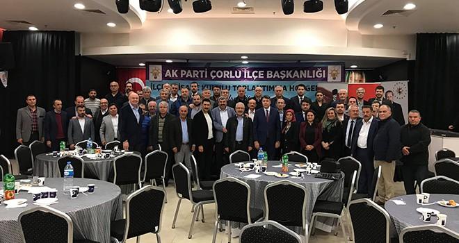 AK Parti'nin Gündemi Seçimler