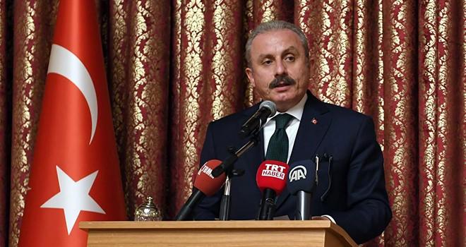 TBMM Başkanı Mustafa Şentop'tan '19 Mayıs' Mesajı