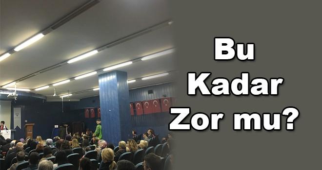 Atatürk Kent Enstitüsünün İçler Acısı Hali