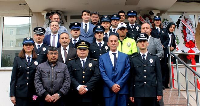 Marmaraereğlisi'nde Polis Haftası Törenle Kutlandı