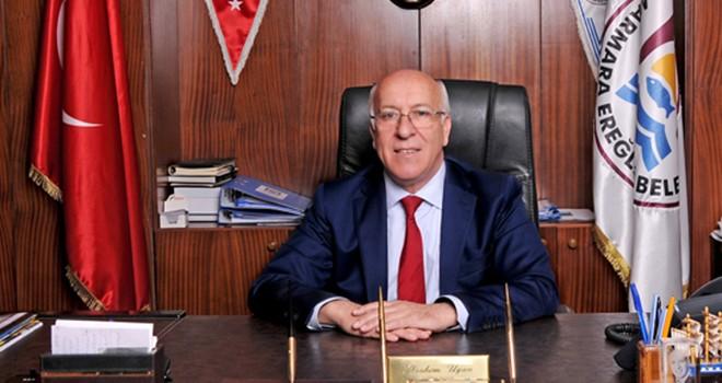 """Belediye Başkanı İbrahim Uyan, """"Cumhuriyet değerleri vazgeçilmezimizdir"""""""