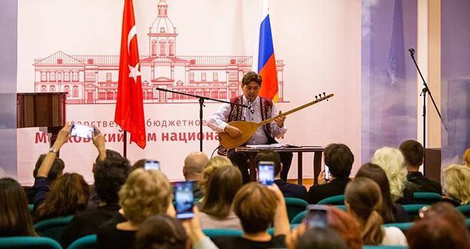 Moskova'da Cumhuriyet Coşkusu
