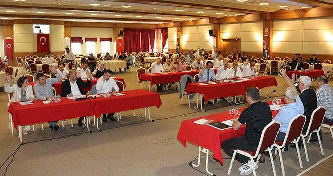 Ergene Belediyesi Haziran Ayı Olağan Meclis Toplantısı