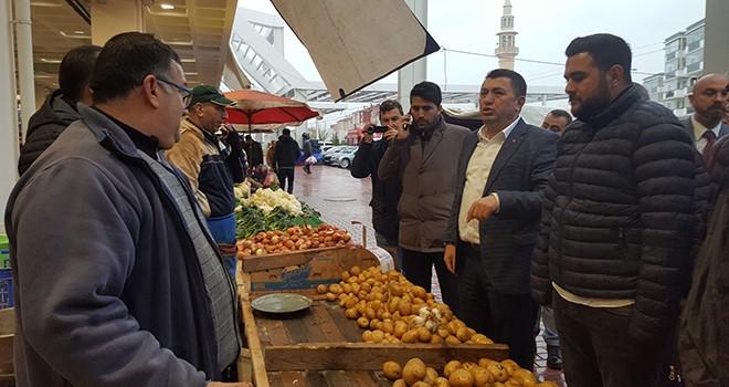 Serkan Erçili: Özlenen Çorlu'yu Birlikte İnşa Edeceğiz