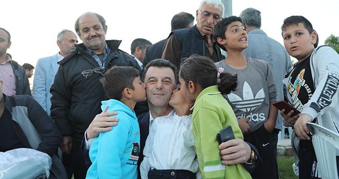 Gönül Sofraları Karaağaç'ta Kuruldu