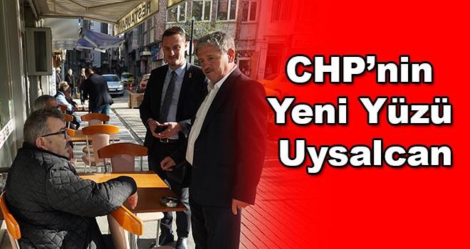 CHP'nin yeni yüzü Uysalcan