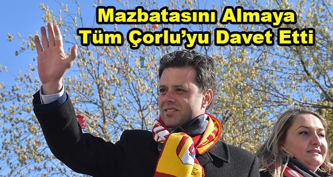 Ahmet Sarıkurt Mazbatasını Alacak
