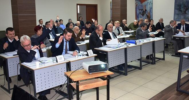 Süleymanpaşa Belediye Meclisi Ocak ayı toplantısı gerçekleştirildi