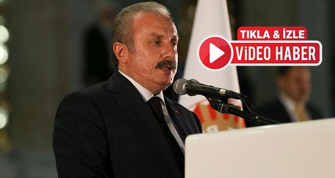 TBMM Başkanı Prof. Dr. Mustafa Şentop'tan Ramazan Bayramı Kutlaması