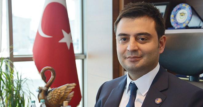 """Çorlu TSO Başkanı Volkan: """"Çorlu'yu dünya sahnesine çıkartacağız"""""""