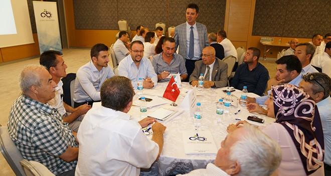 Stratejik Plan Çalıştayı Düzenlendi