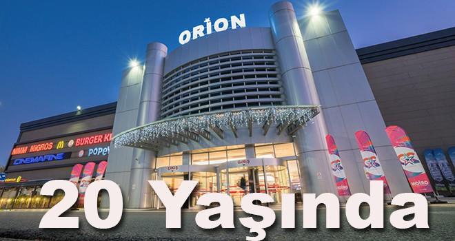 Orion 20 Yaşında