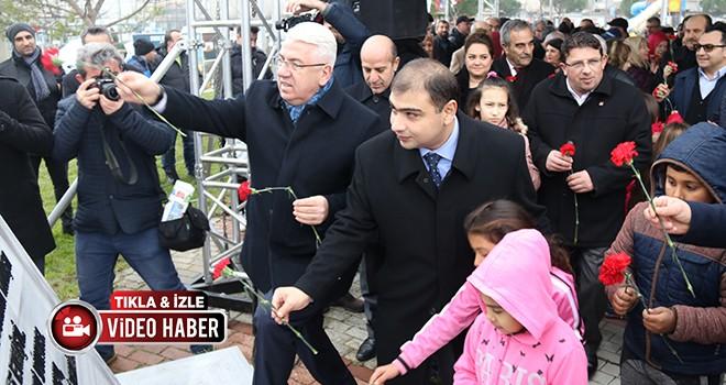 Türkan Bebek şarkılarla şiirlerle dualarla anıldı
