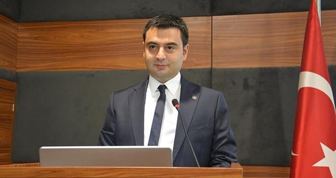 Çorlu TSO Başkanı Volkan'dan 29 Ekim Kutlaması