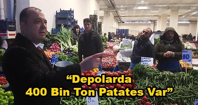 CHP Tekirdağ Milletvekili Dr. Aygun'dan Patates İthalatı Tepkisi