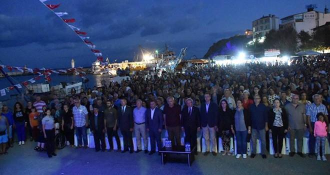 """Tekirdağlı Balıkçılar Büyükşehir Belediyesi Organizasyonuyla """"Vira Bismillah"""" Dedi"""