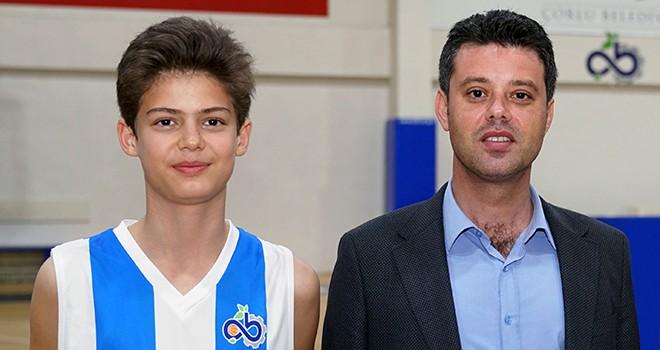 Genç Basketbolcu Kampa Davet Edildi