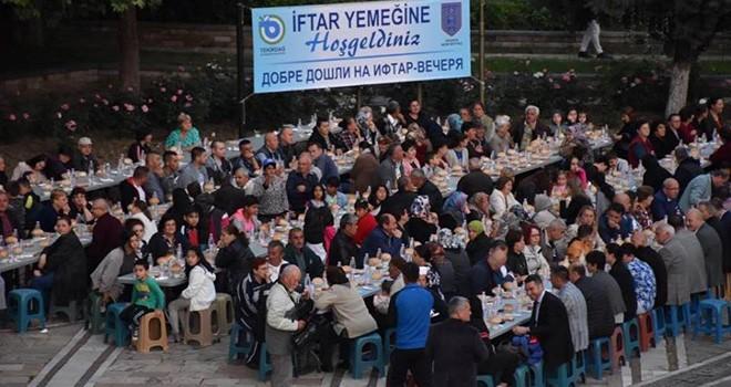 Tekirdağ Büyükşehir Belediyesi'nden Bulgaristan'da İftar