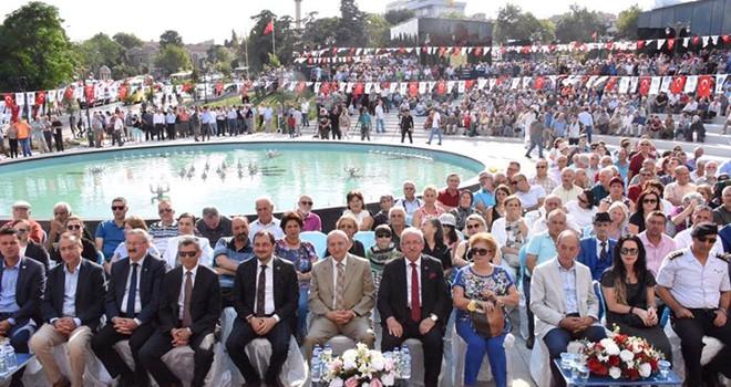 Süleymanpaşa Katlı Yeraltı Otoparkı ve Modern Meydanına Kavuştu