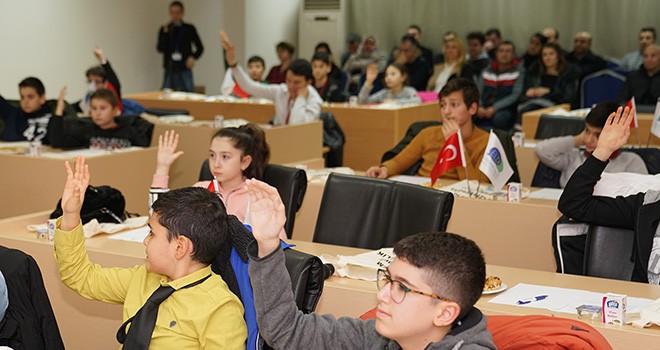 Çorlu Çocuk Meclisi Şubat Ayı Toplantısını Gerçekleştirdi