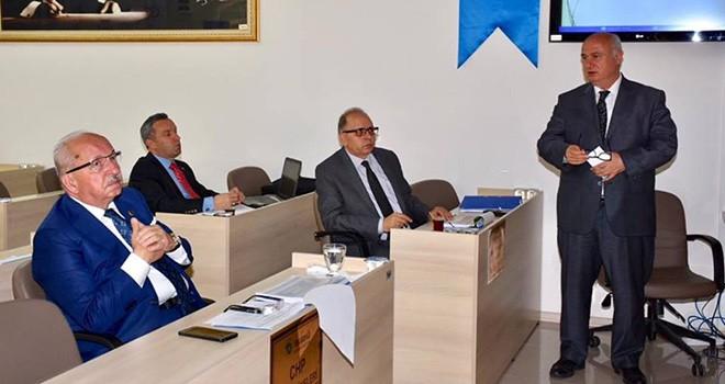 Etüt ve Projeler Dairesi Başkanlığı Bilgilendirme Toplantısı
